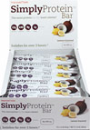 Simply Protein Bar Lemon Coconut