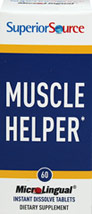 Muscle Helper** Instant Dissolve Tablets