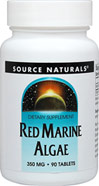 Red Marine Algae 350 mg