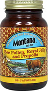 Bee Pollen, Royal Jelly and Propolis
