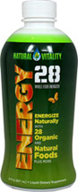 Energy 28™ Whole Food Energizer Liquid