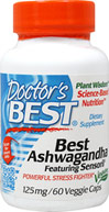 Best Ashwagandha 125 mg