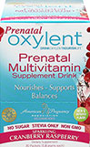 Prenatal Multivitamin Supplement Drink