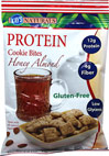 Honey Almond Protein Cookie Bites