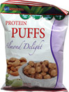 Almond Delight Protein Puffs