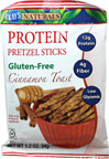 Cinnamon Toast Protein Pretzel Sticks