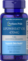 Lipowheat Oil 470 mg