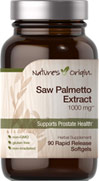 Saw Palmetto Extract  1000 mg