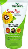 Organics Sunny Face Natural Sunscreen