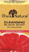 Grapefruit Pomelo Black Soap