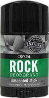 Rock Deodorant Wide Stick