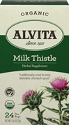 Organic Milk Thistle Tea