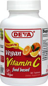 Vegan Vitamin C - Food Based