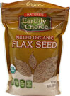 Milled Organic Flax Seeds