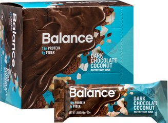Dark Chocolate Coconut Balance Bar