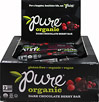 Organic Dark Chocolate Berry Pure Bars