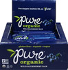 Organic Wild Blueberry Pure Bars