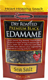 Black Sea Salt Dry Roasted Edamame