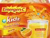 Emergen-D Kids Vitamin C 250 mg