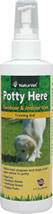 Potty Here Training Aid Spray