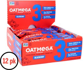 Wild Blueberry Crisp OATMEGA Bar