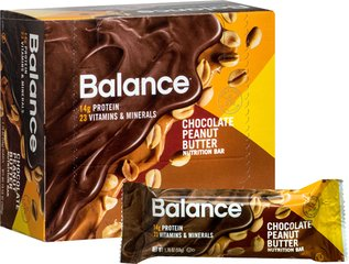 Chocolate Peanut Butter Balance Bar