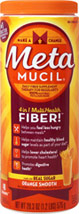 Metamucil MultiHealth Fiber Orange