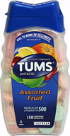 Tums Assorted Fruit