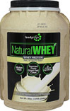Natural Whey Protein Vanilla Bean
