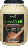 Natural Whey Protein Isolate Dark Chocolate