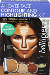 All Over Face Contour & Highlighting Kit Medium Skin Tones