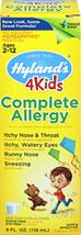 Hyland's 4Kids Complete Allergy Relief