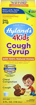 Hyland's 4Kids Cough Syrup with Honey