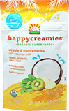 Organic Apple, Spinach, Pea & Kiwi Fruit Snacks