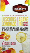 AgaveFive Luscious Lemonade Drink Mix