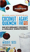 AgaveFive Coconut Quench Drink Mix