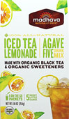 AgaveFive Iced Tea Lemonade Drink Mix