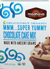 Organic Ancient Grains Chocolate Cake Mix