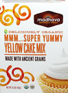 Organic Ancient Grains Yellow Cake Mix
