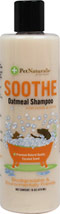 Soothe Oatmeal Shampoo for Dogs and Cats