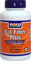 Oat Fiber Plus with Brown Rice Bran and Apple Pectin