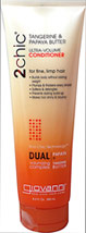 2chic Ultra Volume Conditioner with Tangerine & Papaya Butter