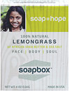 All-Natural Lemongrass Bar Soap