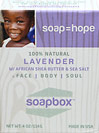 All-Natural Lavender Bar Soap