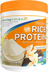 Organic Brown Rice Protein Vanilla