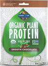 Organic Plant Protein Smooth Chocolate