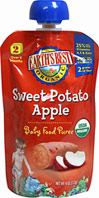 Organic Sweet Potato Apple Squeeze Packs