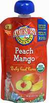 Peach Mango Squeeze Packs