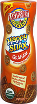 Organic Happy Snax Graham