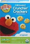 Organic Crunchin' Crackers Original